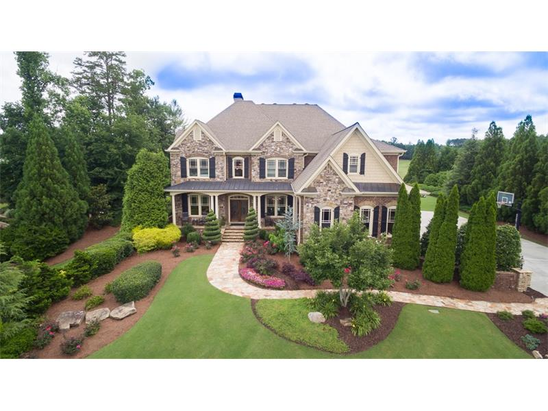 15923 Manor Club Drive, Milton, GA 30004