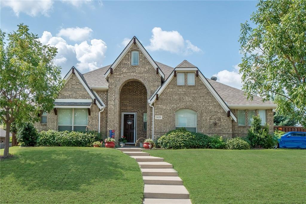 1420 Crescent Valley Drive, Prosper, TX 75078