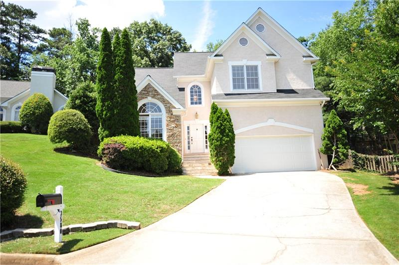 3580 River Trace Drive, Johns Creek, GA 30022