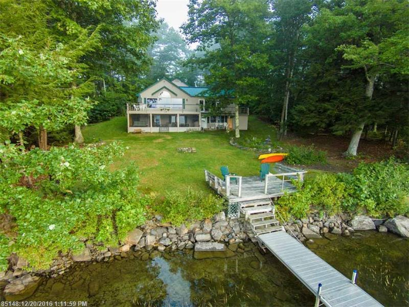 116 Cottage RD, Winthrop, ME 04364
