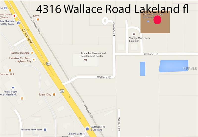 4316 WALLACE ROAD, LAKELAND, FL 33812