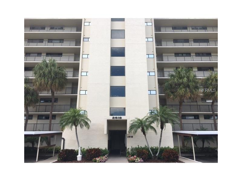 2618 COVE CAY DRIVE 406, CLEARWATER, FL 33760