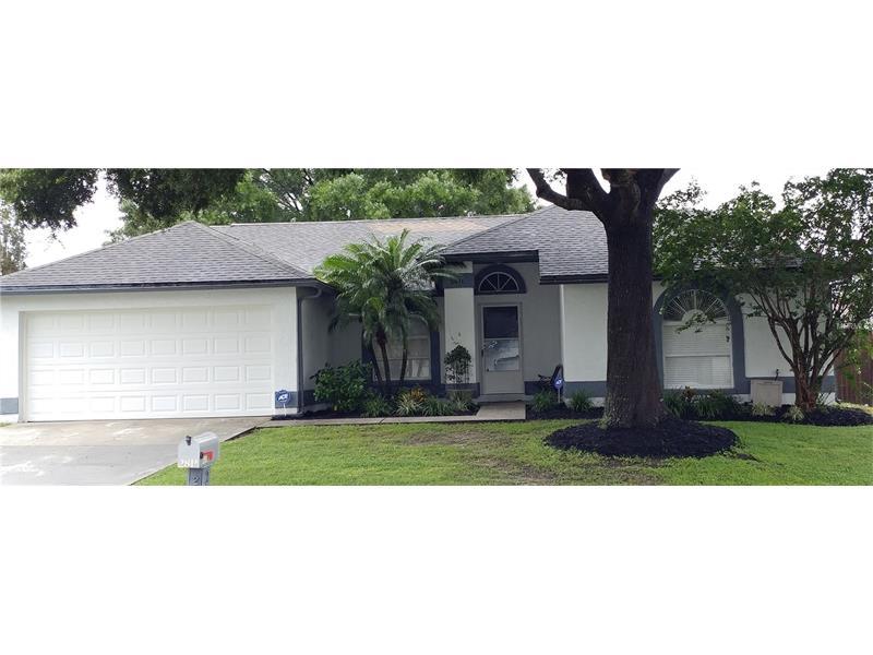 2811 TAMMARRON LANE, BRANDON, FL 33511