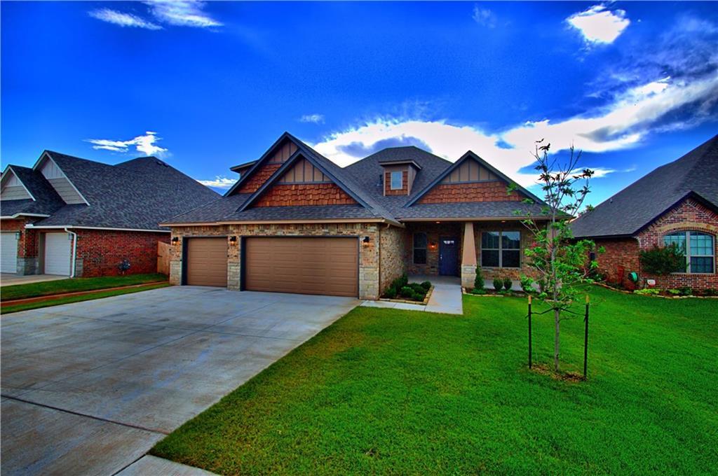1312 Atalon Drive, Moore, OK 73160