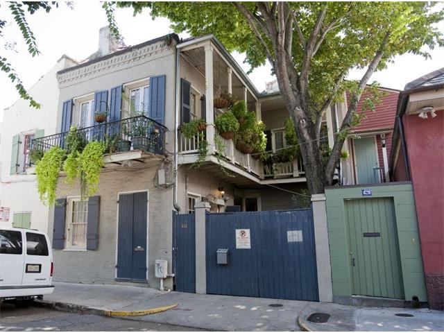 632 BURGUNDY Street, New Orleans, LA 70116