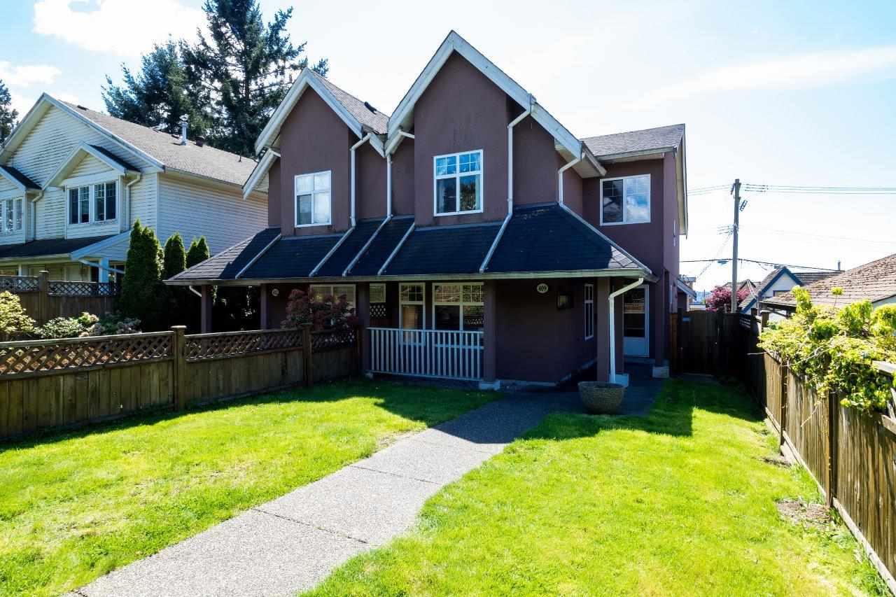 409 E 3RD STREET, North Vancouver, BC V7L 1G3
