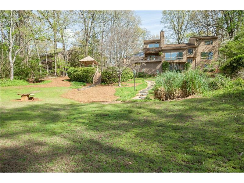 12 Spring Oaks Court, Sandy Springs, GA 30327