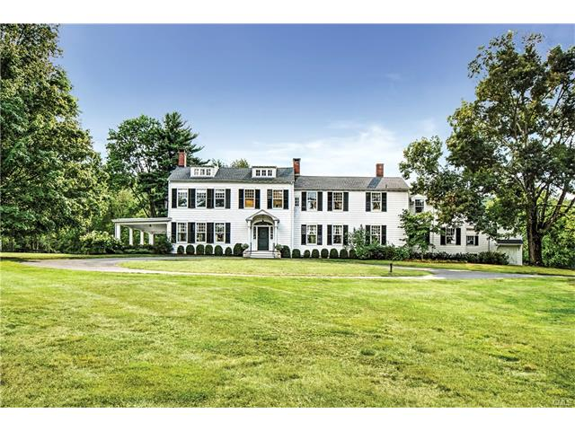 Single Family Home for Sale at 845 N Salem Road Ridgefield, Connecticut,06877 United States