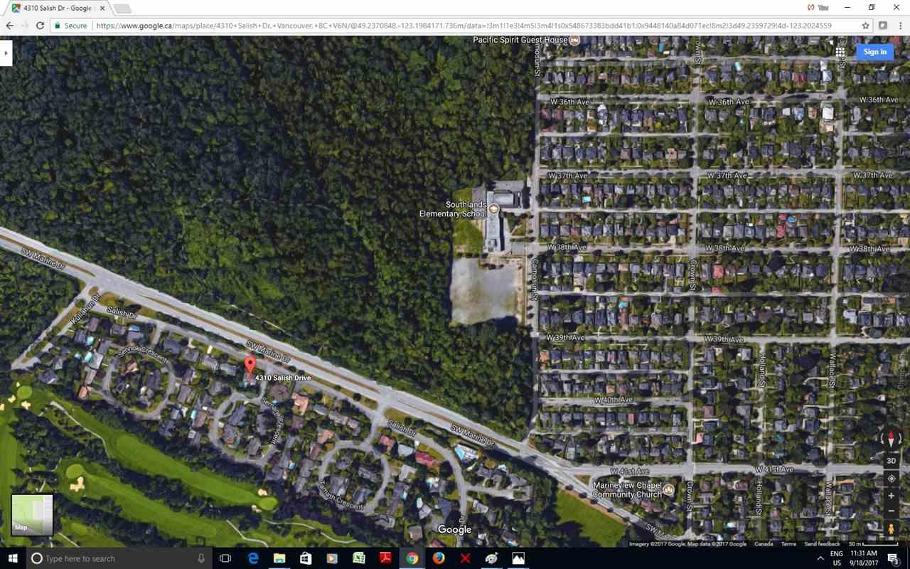 4310 SALISH DRIVE, Vancouver, BC V6N 3M7