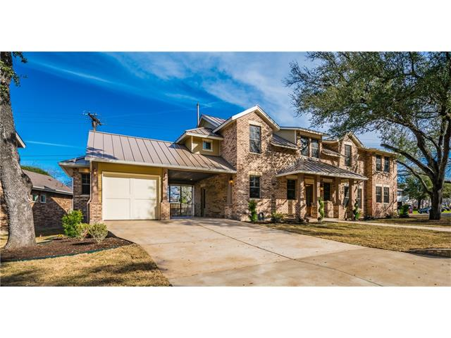 3412 Happy Hollow Ln, Austin, TX 78703