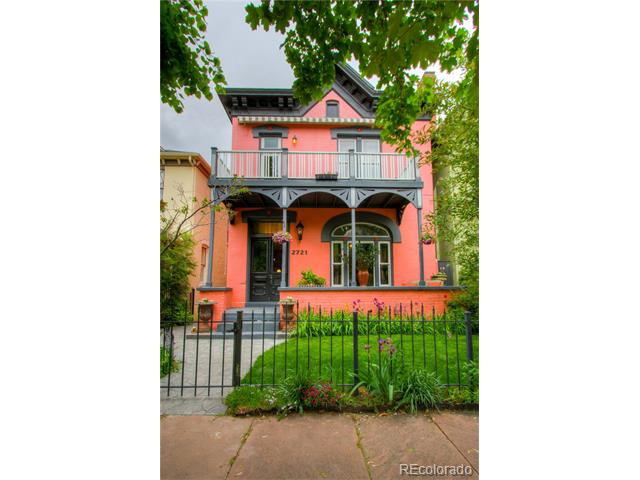 2721 Curtis Street, Denver, CO 80205