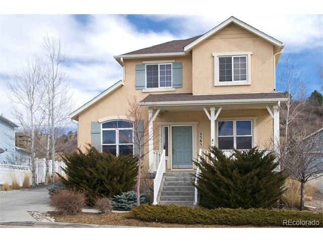 2385 St Claire Drive, Colorado Springs, CO 80910