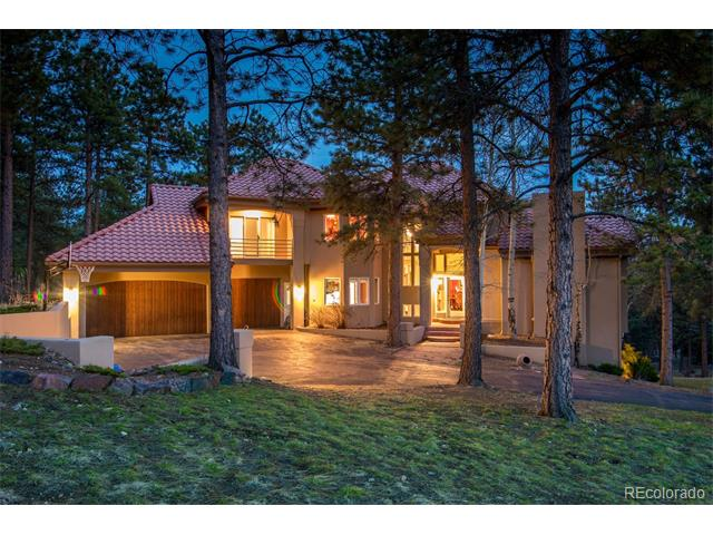 2784 Cortina Lane, Evergreen, CO 80439