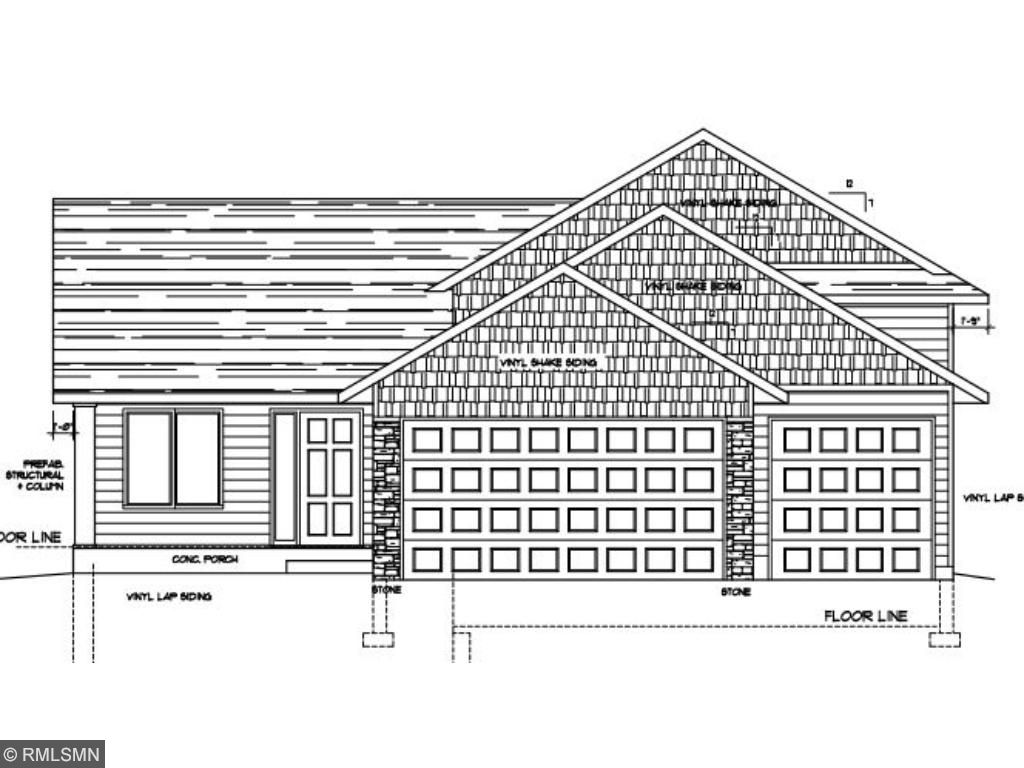 1126 North Ridge Drive NW, Montgomery, MN 56069