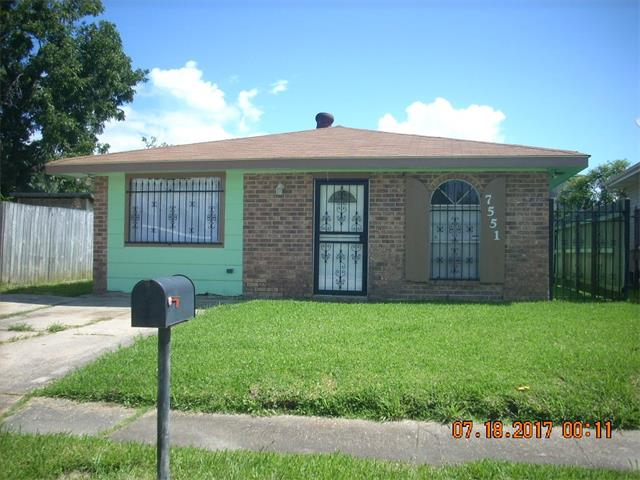 7551 SHOREWOOD Boulevard, New Orleans, LA 70128
