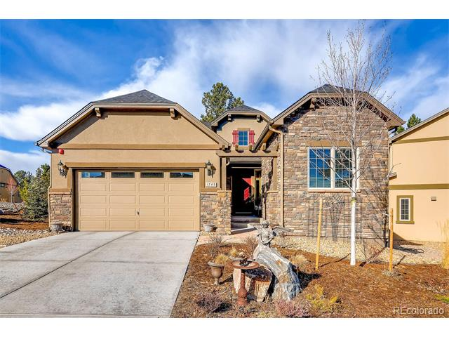 1745 Holmby Court, Castle Rock, CO 80104