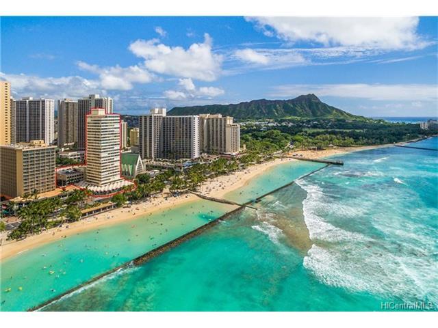 2500 Kalakaua Avenue 905, Honolulu, HI 96815