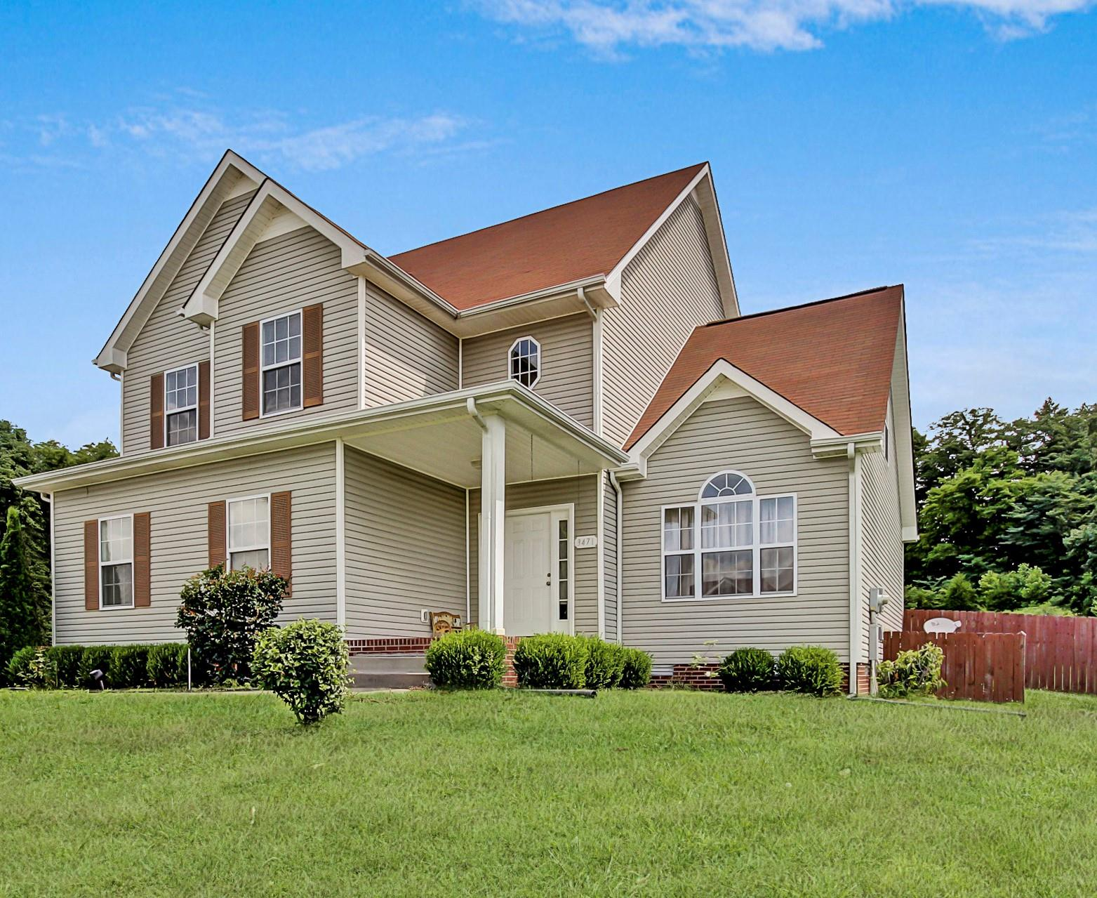 3471 Hickory Glen Dr, Clarksville, TN 37040