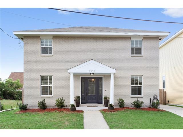 1337 MADRID Street, New Orleans, LA 70122