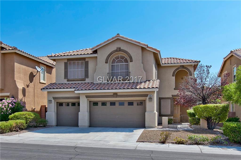 416 SILVER GROVE Street, Las Vegas, NV 89144