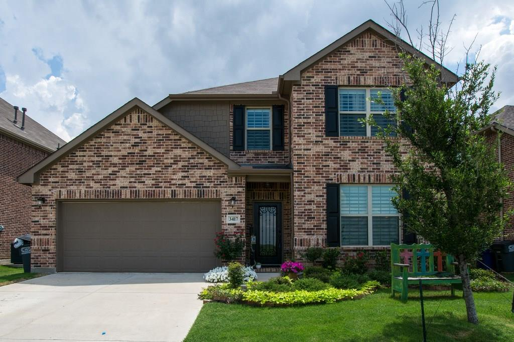 3417 Bluewater Drive, Little Elm, TX 75068