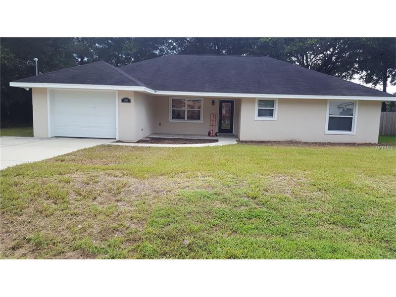 1858 126TH LANE, ANTHONY, FL 32617