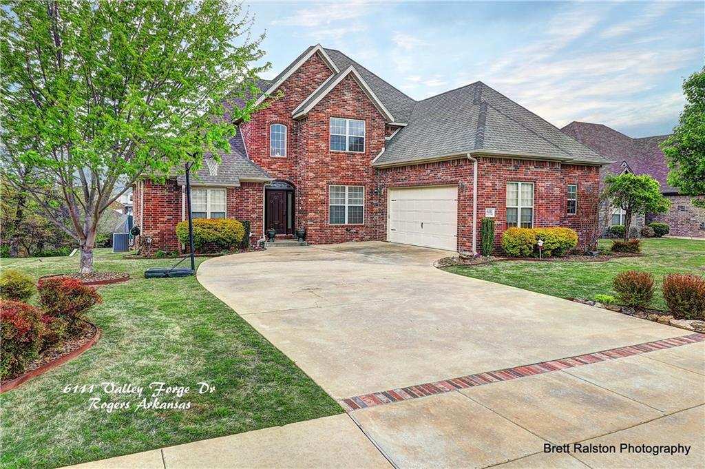 6111 Valley Forge DR, Rogers, AR 72758