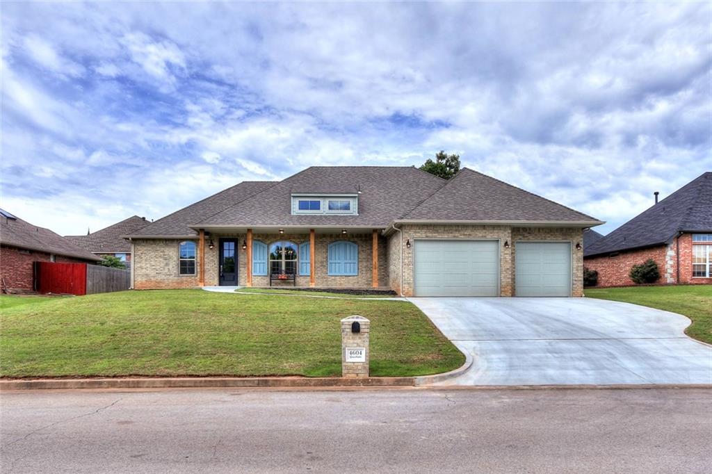 4606 Gracelann, Shawnee, OK 74804