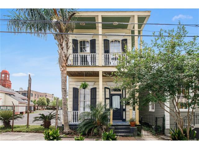 3016 BURGUNDY Street, New Orleans, LA 70117