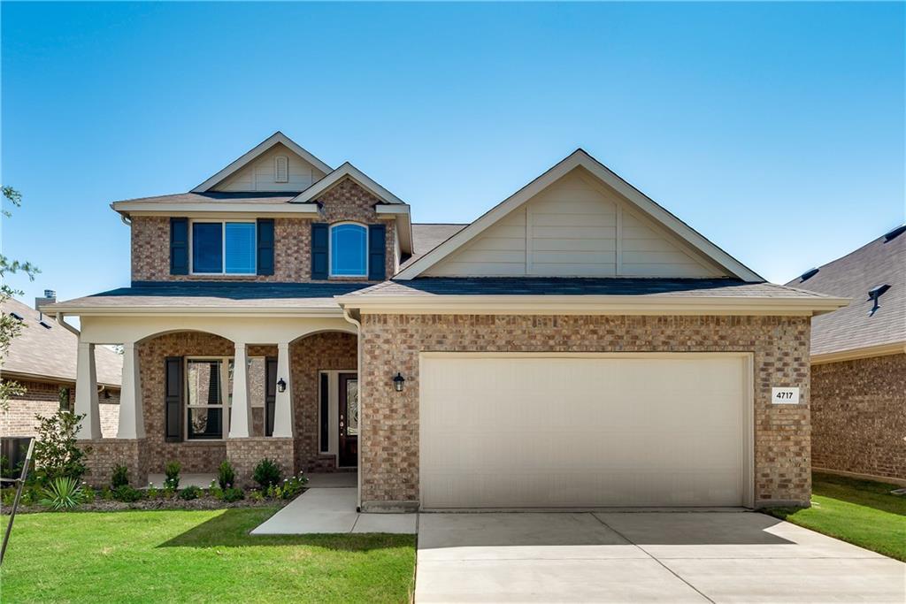 4717 Woodard Lane, Frisco, TX 75034