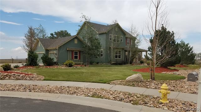 5328 Danvers Court, Castle Rock, CO 80104