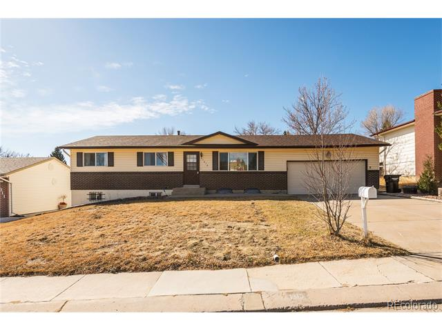 1315 Shenandoah Drive, Colorado Springs, CO 80910