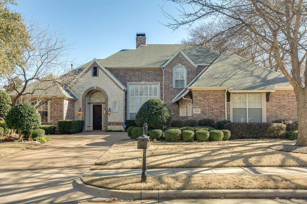 4504 Crown Knoll Circle, Flower Mound, TX 75028
