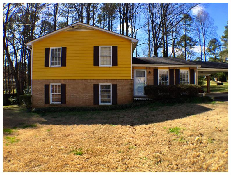 Beautifully updated and extremely well maintained brick front/concrete siding home,gorgeous private back yard. Special features include a newer roof, a nice deck path at the front of the property, oversized back yard, finished basement/split level, large updated kitchen with granite counters, a three bedrooms plus a  two full bath on the main level, and large master bedroom and bathroom. Popular community with great amenities in DISCOVERY High School district. Easy walk to Parks, Shopping, and elementary and middle schools. Finished Media room/Man Cave.