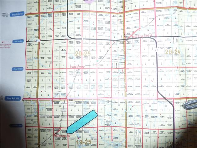Twp Rd 194 East of RR255, Rural Vulcan County, AB T0L 0J0