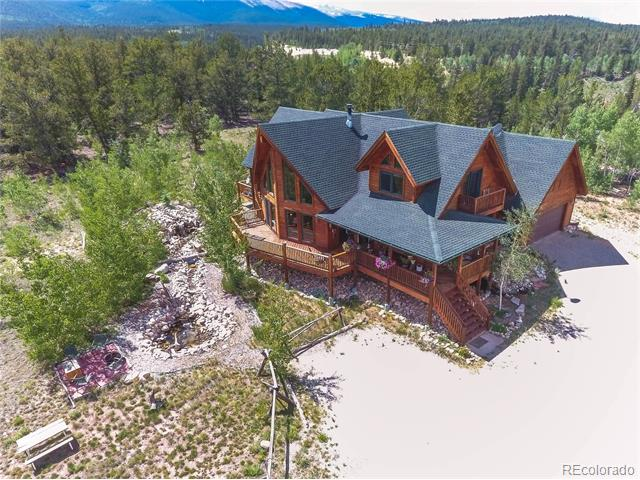 321 Browns Pass, Fairplay, CO 80440