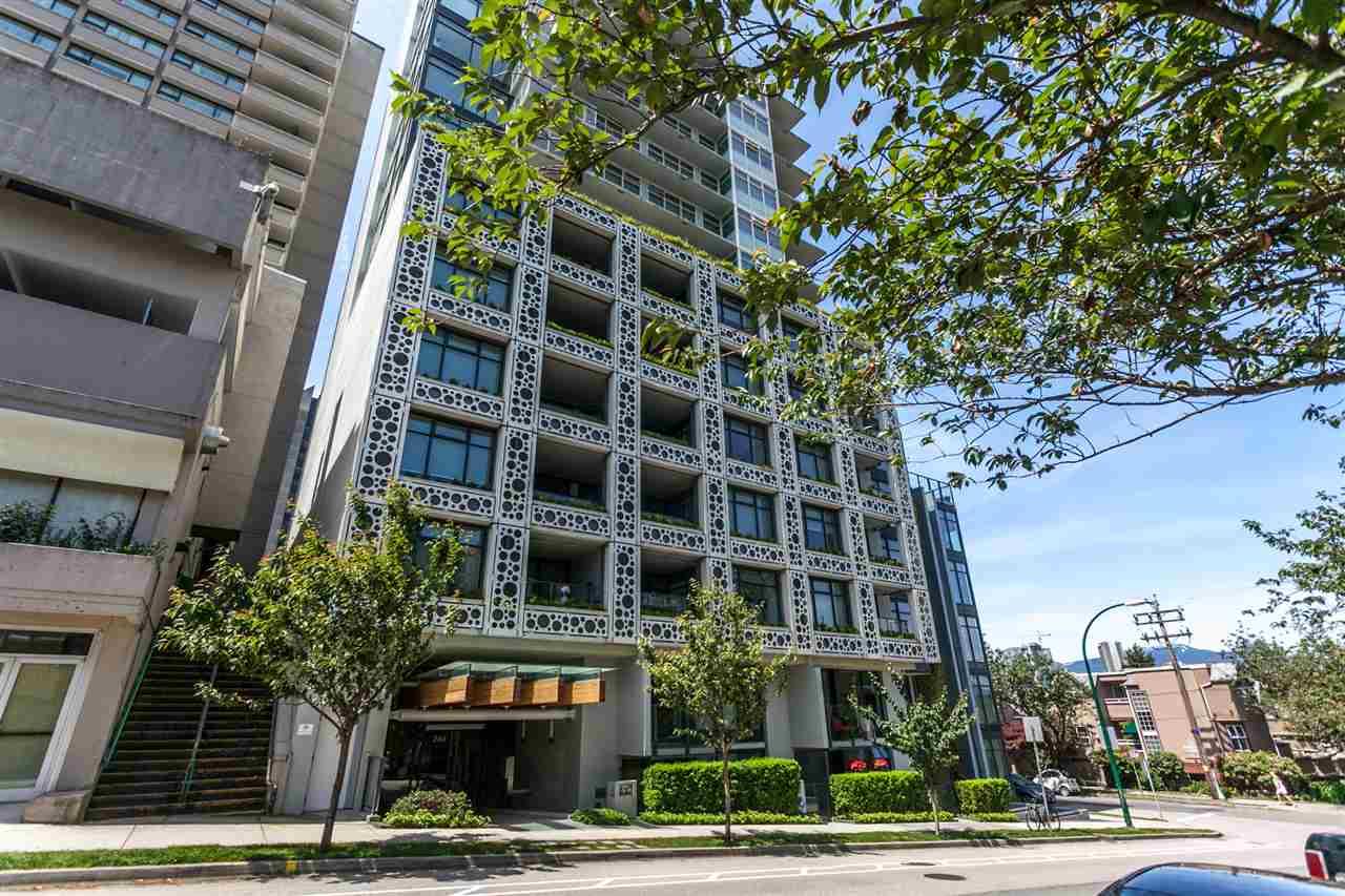 2411 HEATHER STREET 1501, Vancouver, BC V5Z 0B7