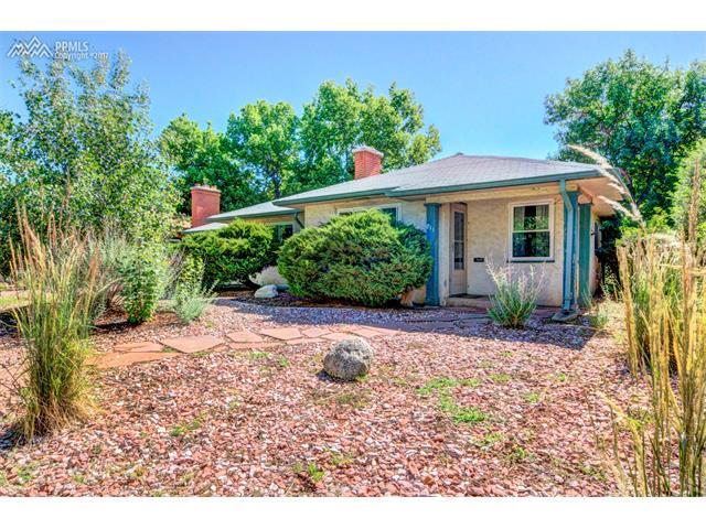 811 N Meade Avenue, Colorado Springs, CO 80909
