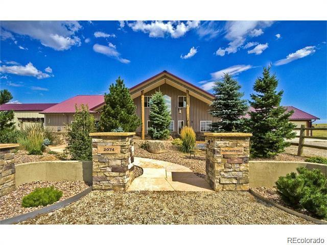 2075 Summit Street, Franktown, CO 80116