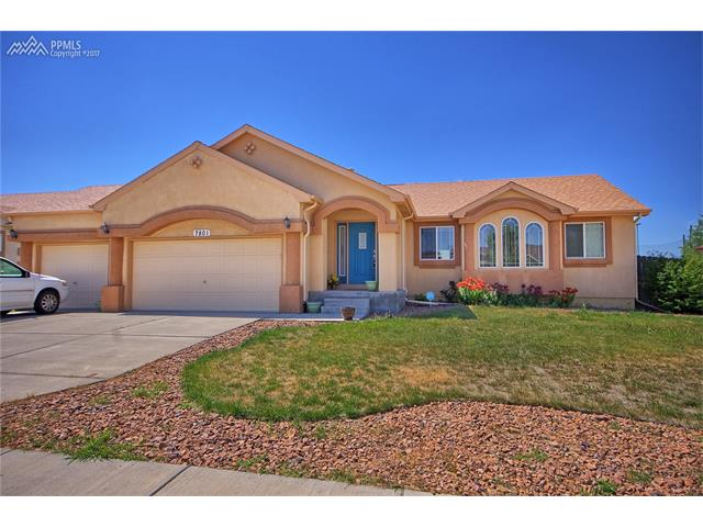 7801 High Gate Drive, Fountain, CO 80817