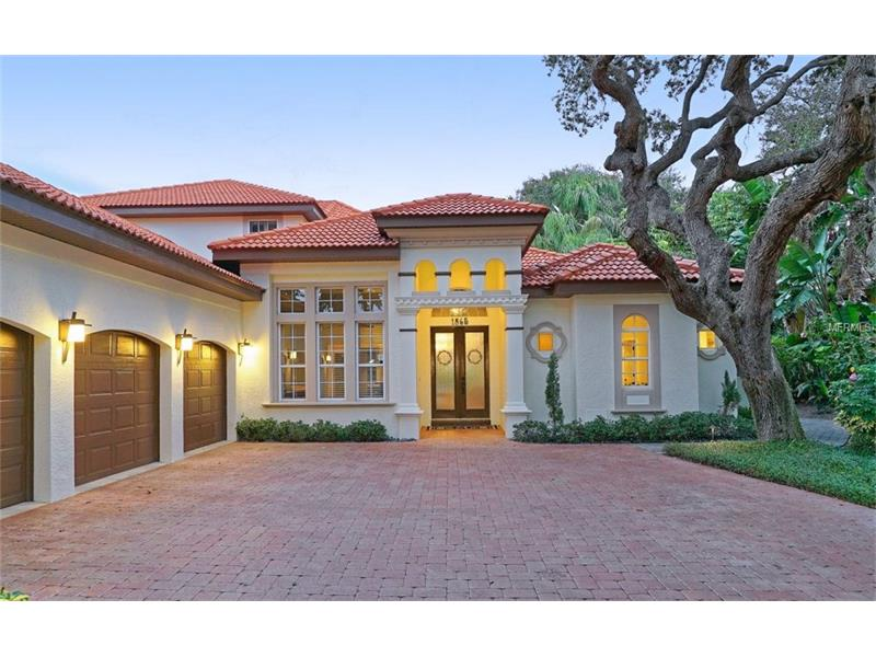 1865 N LAKE SHORE DRIVE, SARASOTA, FL 34231