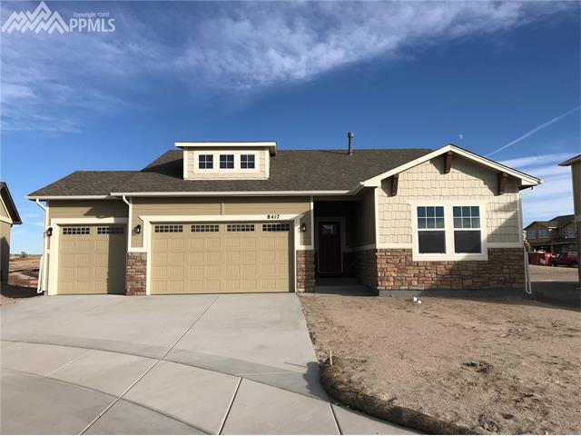 8417 Caddis Court, Colorado Springs, CO 80924