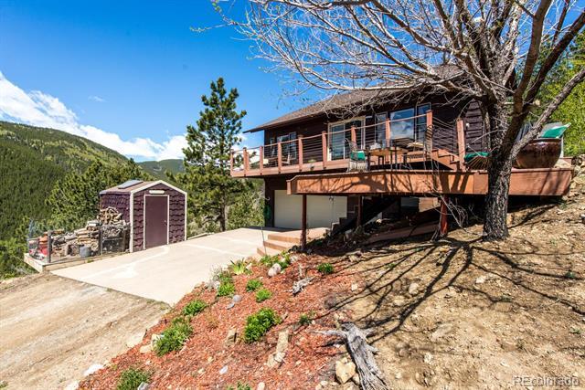 617 Hummingbird Trail, Idaho Springs, CO 80452