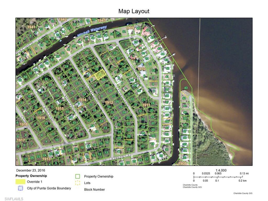 4145 Reynolds LN, PORT CHARLOTTE, FL 33981