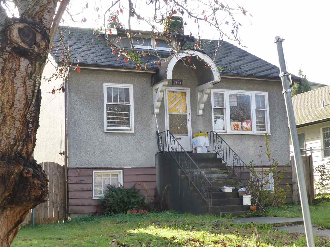 1378 E 21ST AVENUE, Vancouver, BC V5V 1T2