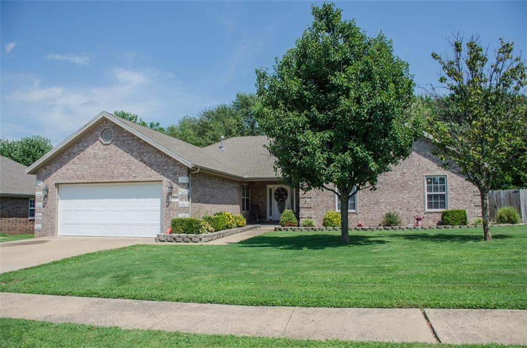 920 Todd CIR, Pea Ridge, AR 72751