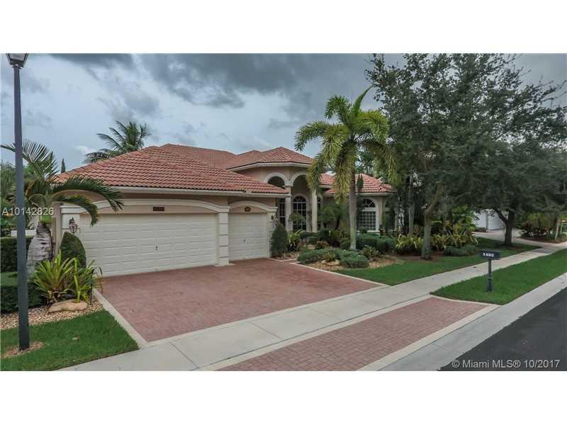 1453 SW 156th Way, Pembroke Pines, FL 33027