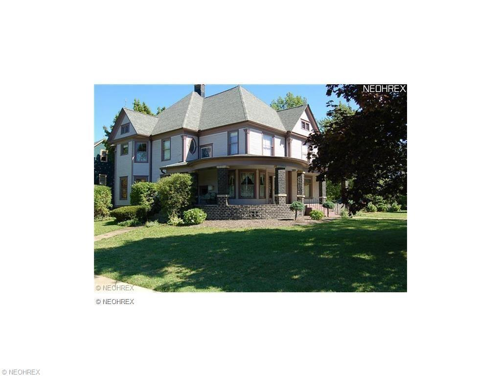 201 S Broad St, Canfield, OH 44406