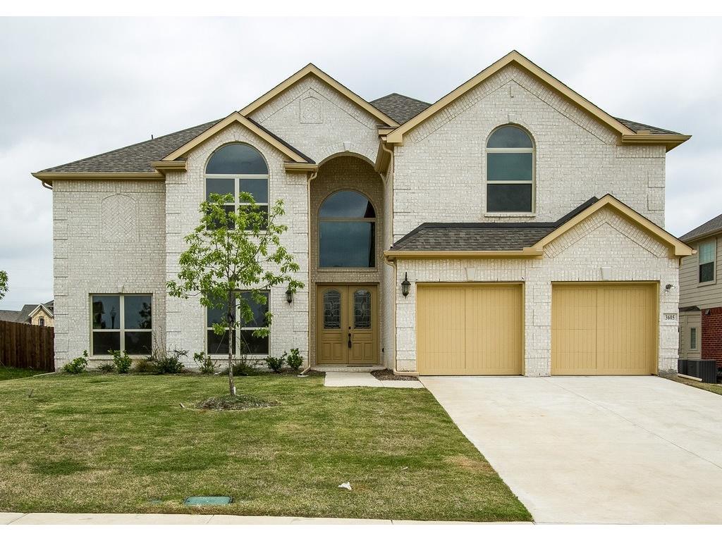 3605 Badger Street, Plano, TX 75074