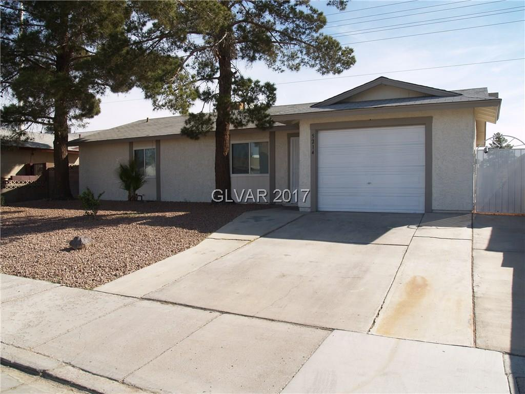 5214 RAPPAHANOCK Street, Las Vegas, NV 89122